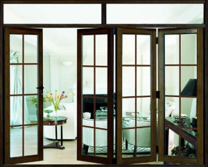 ... Bi Fold Glass Doors Are A Perfect Way To Connect Interior And Exterior  Spaces As They Offer Seamless Transition. We Also Incorporate Egress Doors  Into ...