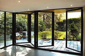 Glass solutions philadelphia call us custom glass bi fold bi fold glass doors are a perfect way to connect interior and exterior spaces as they offer seamless transition we also incorporate egress doors into planetlyrics Image collections
